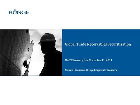 Global Trade Receivables Securitization