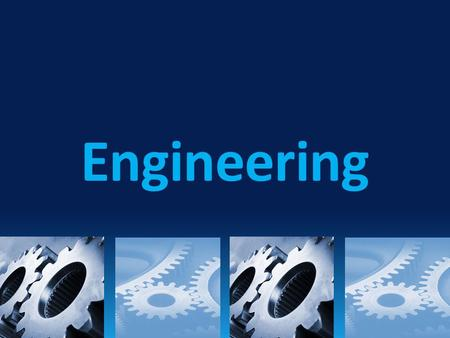 Engineering. Indian Scenario  India's Engineering sector is the largest in Indian Industry.  Export of engineering goods accounts for 27.07% to India's.