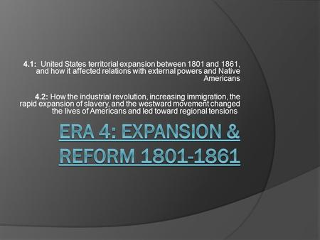 an overview of the era of good feelings between 1816 and 1824 in the united states Modern history home  the entry consists of ten separate articles: overview, party organization and operations,  most states, however,.