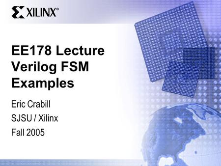verilog examples for fsm dating