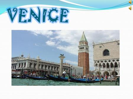 WHERE IS VENICE SITUATED? Venice is the main town of our region: Veneto. There are 60.000 inhabitants but the population is always decreasing. Venice.