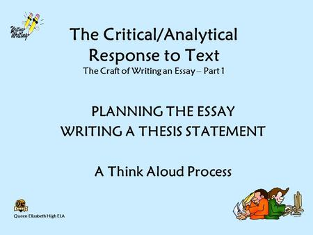 write a thesis statement for your critical lens essay write a thesis statement for your critical lens essay