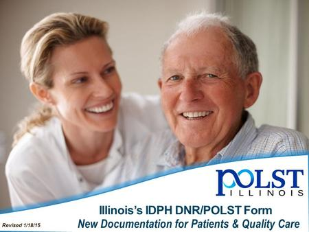 Illinois's IDPH DNR/POLST Form