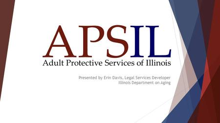 APSIL Adult Protective Services of Illinois