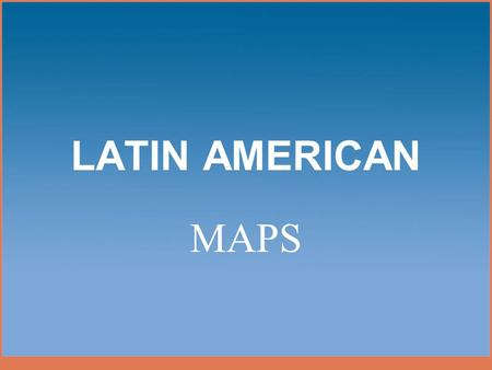 ccot latin america Sub-saharan africa latin america/caribbean 2009 ccot analyze the continuities and changes in patterns of interactions along the  ap world history essay prompts.