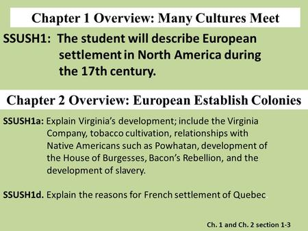 an overview of chapters of european history Our chapters overview  the university of wisconsin-madison's center for german and european  in modern european history from ucla and an.