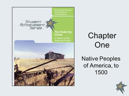 Native Peoples of America, to 1500