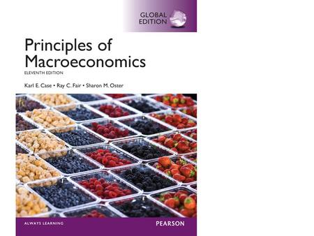 2 of 23 © 2014 Pearson Education, Inc. 3 of 23 © 2014 Pearson Education, Inc. C H A P T E R O U T L I N E 5 Introduction to Macroeconomics Macroeconomic.