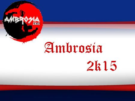 Ambrosia 2k15. About ambrosia Established in 1985, The M.H. Saboo Siddik College of Engineering, popularly known as Saboo; quickly established itself.