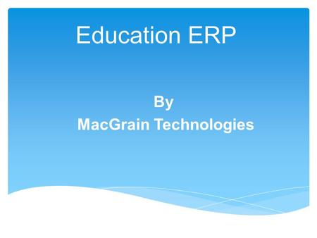 By MacGrain Technologies