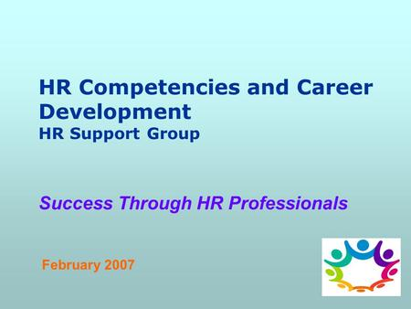 evaluation on the employability of hrm Uluslararası sosyal aratırmalar dergisi the journal of international social research volume 2 / 9 fall 2009 evolving terms of human resource management and development.