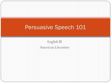 persuasive speech on customer service