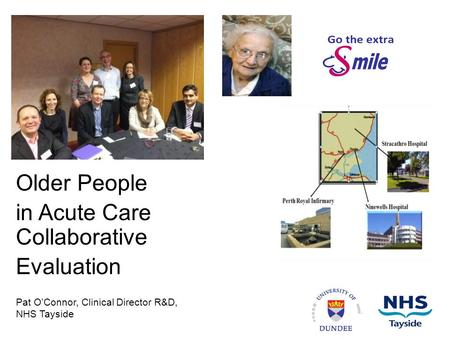 in Acute Care Collaborative Evaluation