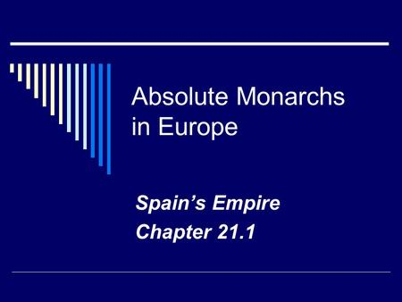 absolutism who is the absolute ruler Absolutism a concept formation lesson plan concept while learning about the absolute monarchies in power during the age absolutism lends itself nicely to a.