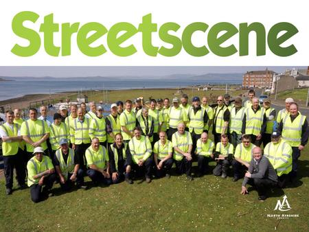 Review of Streetscene Operations - Delivering efficiency through a service transformation programme. Wallace Turpie (Operations Manager – Streetscene)