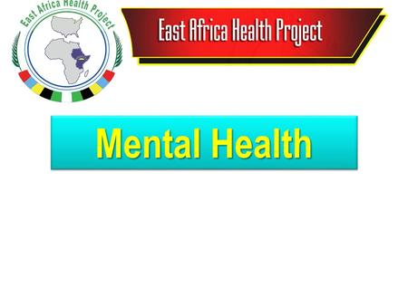 Click to edit Master title style Mental Health. Click to edit Master title style  The World Health Organization defines mental health as a state of.
