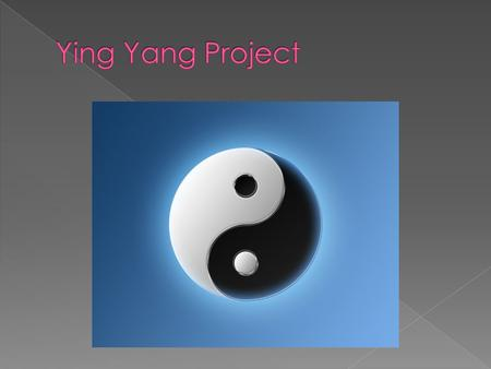  The Yin-Yang is an ancient Chinese symbol that represents the duality of nature and attempt to explain how everything works. The outer circle represents.