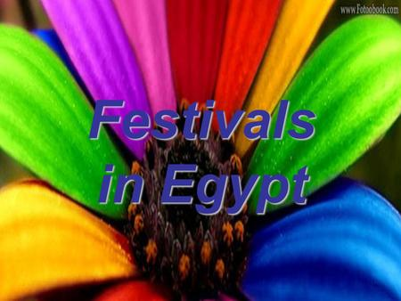 Festivals in Egypt Sham el nessim Sham el nessim is an Egyptian national holiday marking the beginning of spring. The holiday is celebrated by Egyptians.