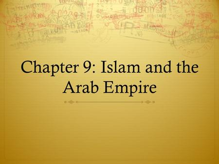 rise of islam essay