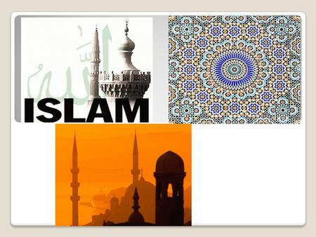 ISLAM. SSWH5 The student will trace the origins and expansion of the Islamic World between 600 CE and 1300 CE. a. Explain the origins of Islam and the.