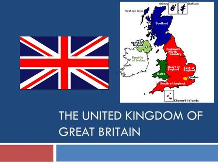 "THE UNITED KINGDOM OF GREAT BRITAIN. ""The sun never sets on the British Empire""  How do you think a small island nation such as Great Britain came."