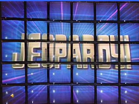 $200 $300 $400 Final Jeopardy $100 $200 $300 $400 $500 $100 $200 $300 $400 $500 $100 $200 $300 $400 $500 $100 $200 $300 $400 $500 $100 Getting Ready for.