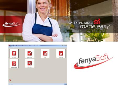 FenyaWM – Sales Picking is fully integrated with Pastel Accounting. This solution facilitates the accurate and efficient picking of customers orders with.