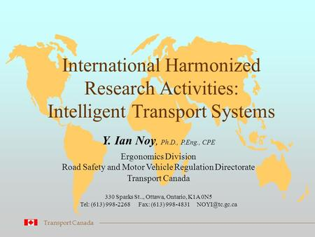 research paper on intelligent transport system Based on extensive research and interviews with leading transport authorities globally to learn more about ibm's intelligent transport systems.