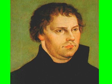 The Reformation And Martin Luther The Reformation must be taken into historical context—as a historical phenomenon. It is truly one of the Big watershed.