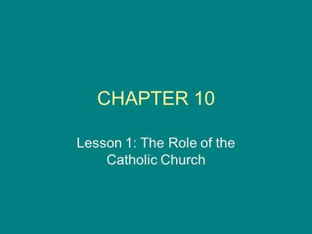 the role of the catholic church in the middle ages and the age of discovery Dissections of human bodies were carried out in these universities so anyone wanting to study medicine in the middle ages was not roman catholic church.