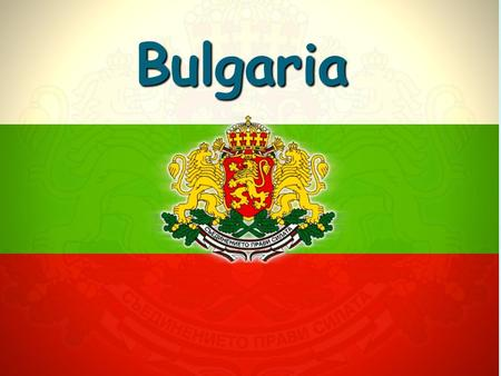 Bulgaria. Bulgarian History Bulgaria was founded by Slavs in 681. In 1018 Bulgaria fell under Byzantine rule. From 1185, the Second Bulgarian Empire re-established.
