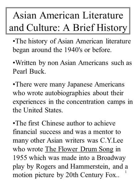 Culture of Asia