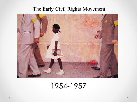 african american civil rights movement essays Many historical events lead to the civil rights movement, one being jim crow laws after the american civil war most states in the south passed anti-african american legislation according to ring, jim crow laws were tested in 1894 by homer plessey when convicted in louisiana for riding in a white only railway car.