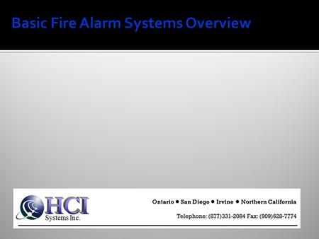 What Constitutes a useful and reliable fire alarm system? Generally a fire alarm system is installed for protection of life, property and mission. In.