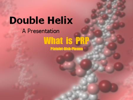 What is PRP Platelet-Rich-Plasma. What's ESK? ESK Autotube System is a tube device for extracting PRP (Platelet rich plasma) that is used in medical.