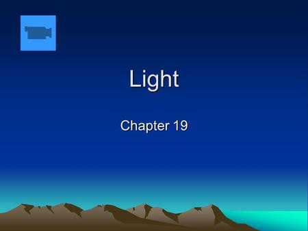 Light Chapter 19. EM Spectrum Electromagnetic Spectrum (EM) - includes radio waves, microwaves, infrared waves, ultraviolet rays, x- rays, gamma rays,