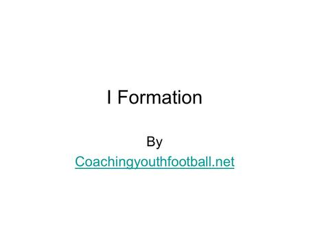 By Coachingyouthfootball.net