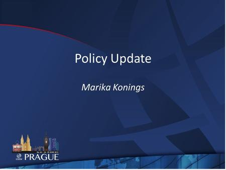 Policy Update Marika Konings. Agenda 2 Inter-Registrar Transfer Policy Part C Locking of a Domain Name Subject to UDRP Proceedings Fake Renewal Notices.