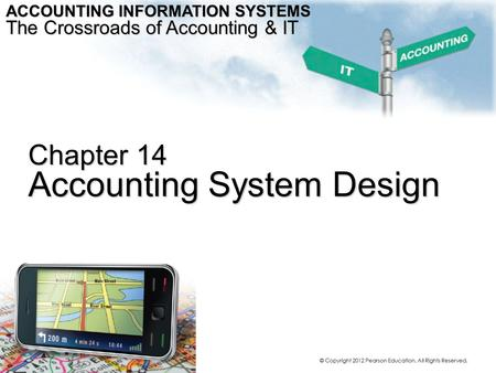 Accounting System Design