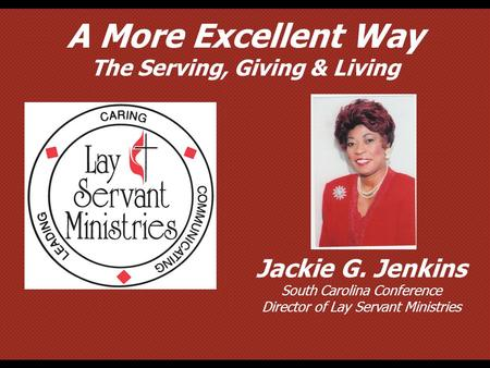The Serving, Giving & Living