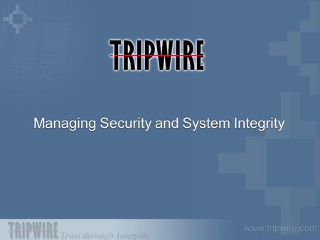 CIS 502 Theories of Security Management