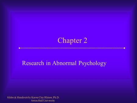 abnormal psychology 7th edition pdf download