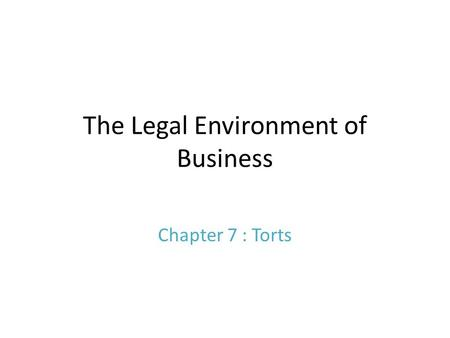 chapter 5 legal environment of business Test over chapter 1 in business law  business law chapter 1 test  20  _____ is a group of laws defining the methods for enforcing legal rights and decisions.