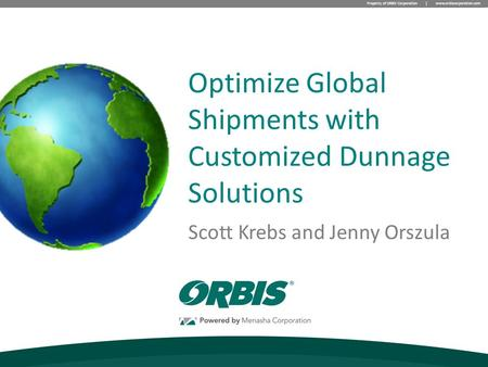 Optimize Global Shipments with Customized Dunnage Solutions