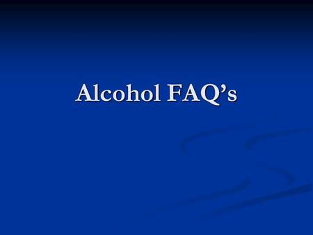 Alcohol FAQ's. How many brain cells are killed per beer? Alcohol usually does not kill brain cells Alcohol usually does not kill brain cells rather damages.