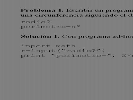 import math class Circulo: def __init__(self,x): if x