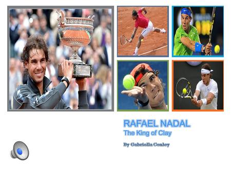 + + Biography Raf ael Nadal Parera was born on June 3, 1986 in Manacor, Mallorca, Spain. Rafa began tennis training at the age of three, his Uncle Toni.