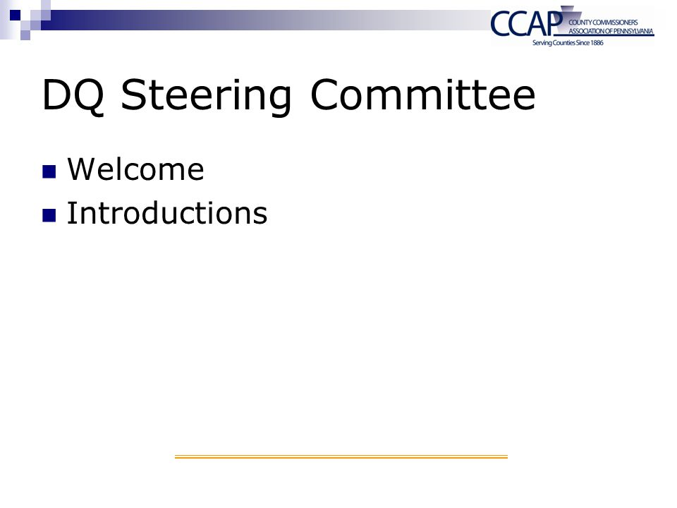 Meeting Agenda Approval of Minutes, 1/12/12 Meeting DQ2 DQ3 CCAP CJ Program Enrollment – 2012 CJEIP & Crystal Partner Updates Upcoming Project Dates