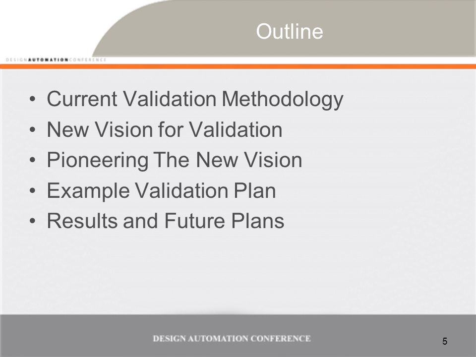 Current RTL Validation Full Chip Simulation Cluster Level Simulation Formal Verification– by FV Experts EXE ClusterN Cluster1 Full Chip …
