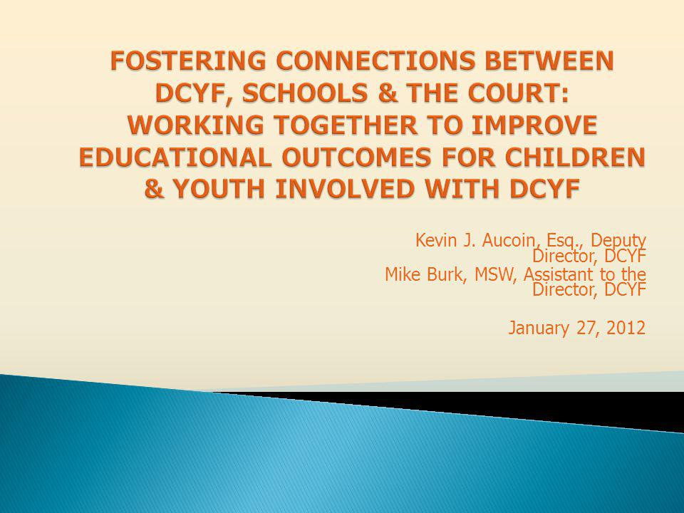 Fostering Educational Success2